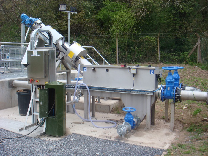 Huber-Rotamat-Wastewater-Screen-News